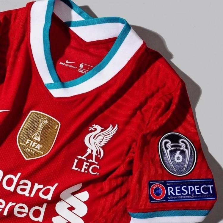 与耐克合作开启!利物浦将官宣新球衣