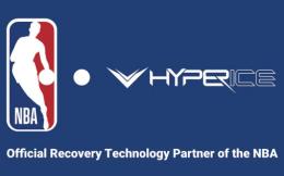 筋膜枪品牌海博艾斯成为NBA官方恢复科技合作伙伴