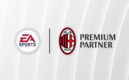 官宣!AC米兰与EA达成合作关系 后者获得球员与圣西罗独家版权