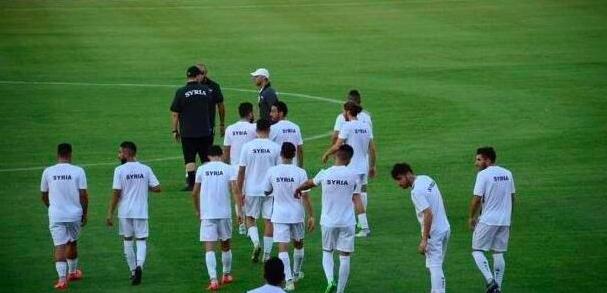 叙利亚国家队7人确诊新冠,系国足四十强赛同组对手