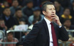 再出山!曝郭士强下赛季将出任广州男篮主教练