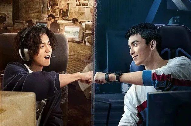 鹿晗吴磊《穿越火线》热播、英雄联盟将拍剧,电竞影视剧有点热