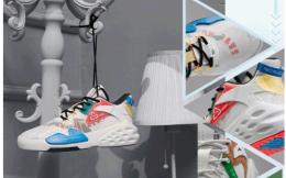 """安踏体育推出鞋类首款环保产品""""霸道环保鞋"""""""
