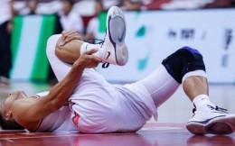 广东宏远:易建联伤势为跟腱断裂 已成功手术