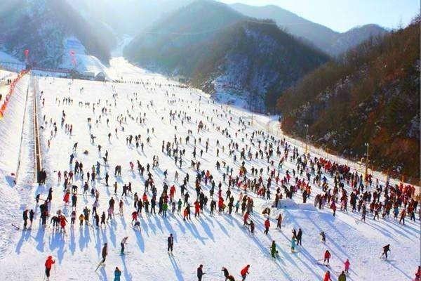 郑州发布冬季运动新政,2025年直接参与冰雪运动人数超过50万