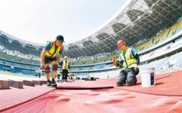 橡胶跑道生产商铭弘体育2020年上半年亏损187.06万