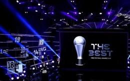 世界足球先生将如期评选 颁奖典礼于10月初举行
