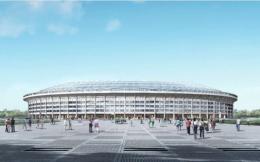 北京工人体育场改造效果图曝光 外观恢复上世纪50年代初貌