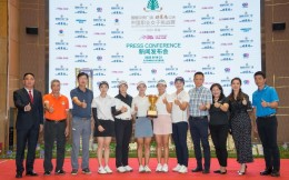 中国女子职业高尔夫巡回赛于珠海重启