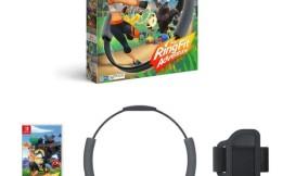 国行版任天堂《健身环大冒险》正式发布,定价499元