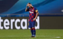 梅西告知新帅科曼:离队的可能性比留队更大
