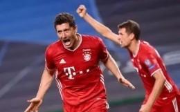 天空体育:拜仁本赛季欧冠已获得1亿欧元收入