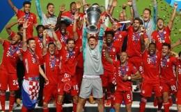 早餐8.24| 拜仁拿下队史第6座欧冠冠军 CUBA两队消极比赛被取消成绩