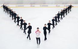 张丹花样滑冰青训基地在北京万域芳菲成立