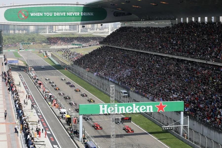 久事体育官宣:年内不举办F1中国大奖赛
