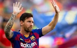 早餐8.26| 梅西寻求离开巴塞罗那 安踏上半年营收146.69亿元