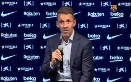 巴萨新任技术总监:希望梅西能留下 他并未说不参加训练