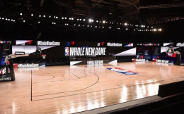 NBA官宣今日三场季后赛延期举行 名记曝为抗议黑人男子遭枪击事件