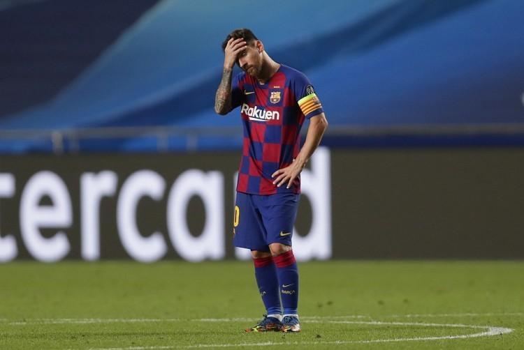 世体:巴萨认为梅西是球队复兴基石,坚决不卖且找机会要续约