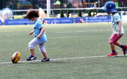 疫情发展趋缓 香港体育设施陆续恢复开放