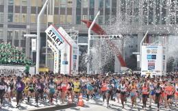 担忧疫情防控 2021年东京马拉松或推迟到秋天举行