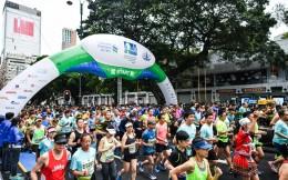 受新冠疫情影响 2021年香港马拉松赛将延期举行
