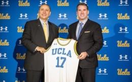 毁约UCLA2.8亿赞助、削减3.25亿运营成本 安德玛砍砍砍