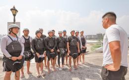 正能量!湖北皮划艇运动员洪水中救起8人