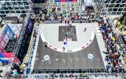 "NBA 3X三人篮球赛昆明站拉开战幕!各路篮球高手诠释""不止是单挑"""