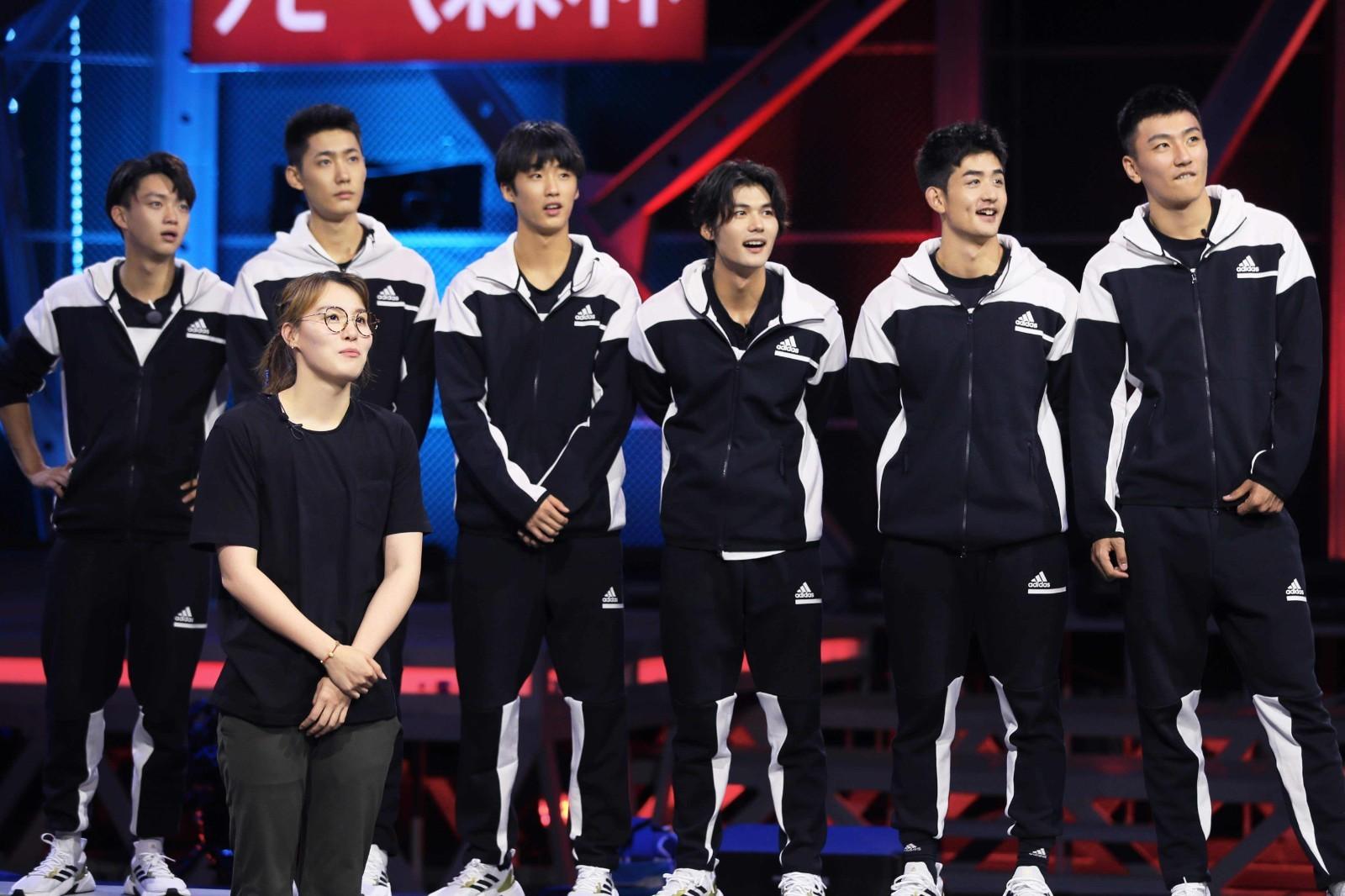 《运动吧少年》收视四网第一,阿迪达斯助力选手进阶最强运动男团