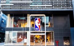 占地2680平米!全球最大NBA旗舰店在广州揭幕 或成球迷社交全新目的地