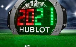 瑞士豪华腕表Hublot成为英超官方时计提供商