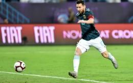阿根廷足协主席:梅西禁赛结束可以回归国家队