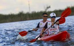 2020中国东营·黄河铁人三项冠军赛开赛 鲁辽两队表现亮眼