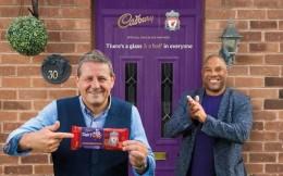大力布局体育营销!吉百利与利物浦签约三年 从前已签约多家英超豪门