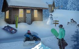 王源陈伟霆谢可寅将录新综艺《冬日滑雪屋》