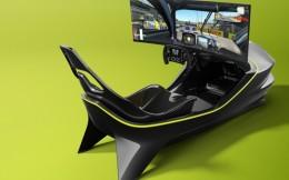 阿斯顿·马丁发布豪华赛车模拟器 全球限量 150 台
