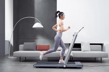 Keep家庭智能健身新产品曝光, K2 跑步机全平台开启预售
