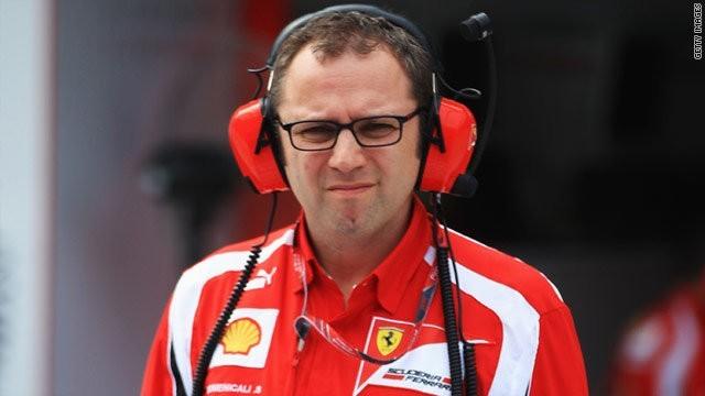 BBC曝前法拉利F1领队多梅尼卡利将出任F1 CEO