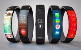 苹果发布新型健身手环专利图 配备Micro-LED显示屏
