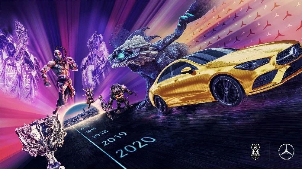 9.21-9.27体育营销Top10 奔驰成为英雄联盟全球合作伙伴 巩俐代言海信