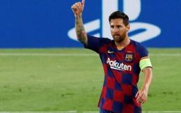 尼尔森发布2020最具商业吸引力运动员榜单 梅西第一C罗第二