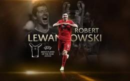 莱万荣膺2020欧洲最佳球员