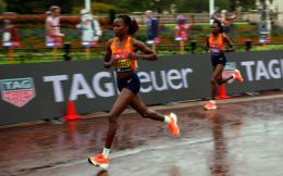 2020伦敦马拉松赛以精英赛形式举行,基普乔格无缘冠军