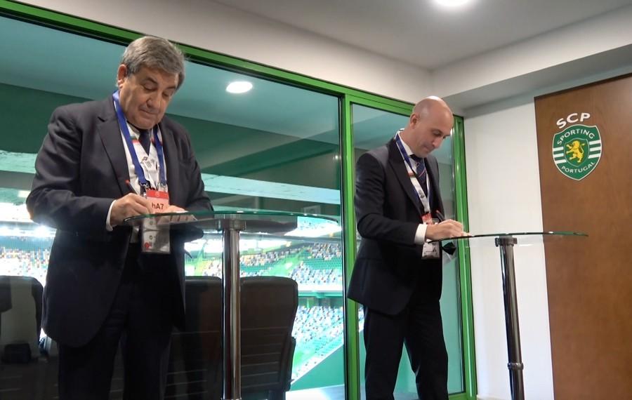 葡萄牙西班牙联合申办2030年世界杯 将面临多方竞争