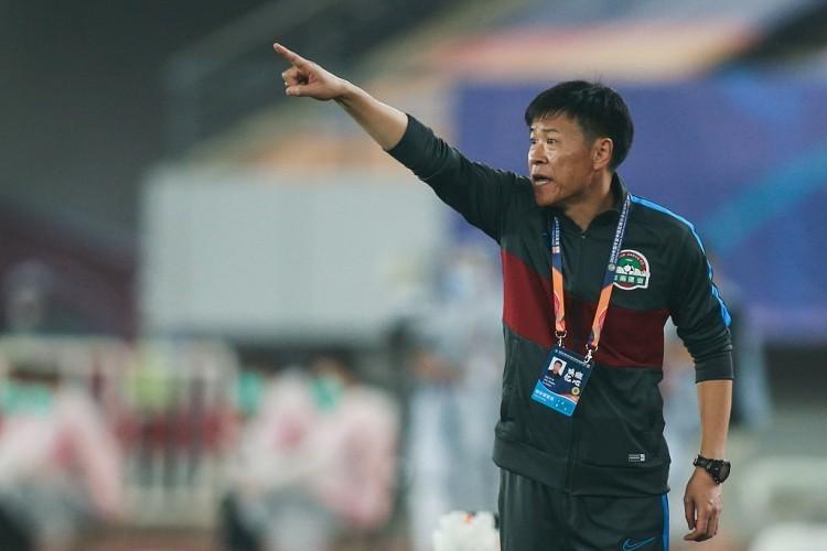 曝前重庆当代总经理陈明已正式出任河南建业领队及副总