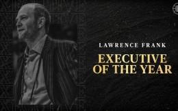 快船篮球事务总裁当选年度最佳总经理