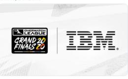 IBM与守望先锋达成合作 将为联赛提供技术支持