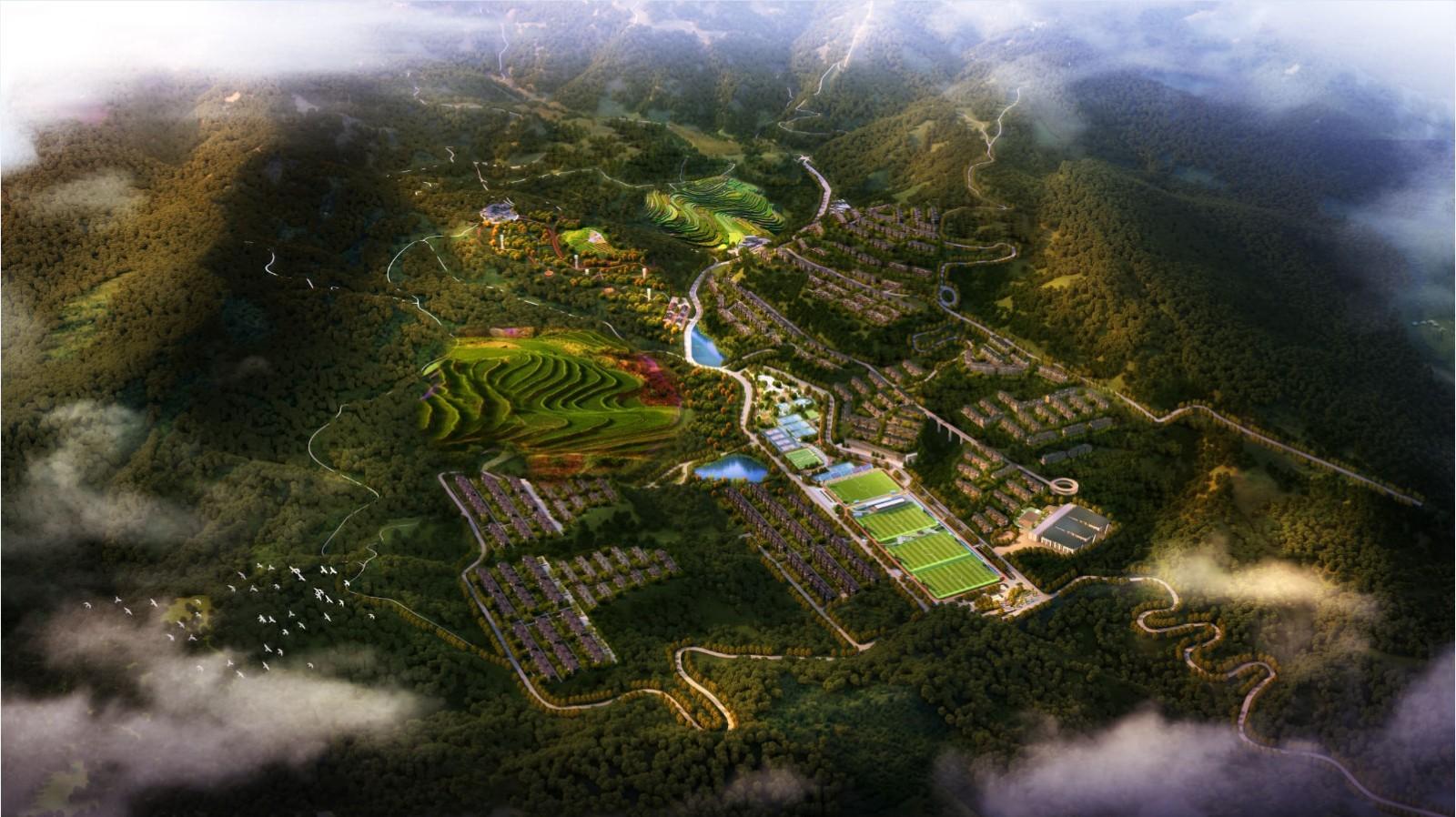 京汉股份与山西太原西山示范区签署框架协议 引入体育康养项目