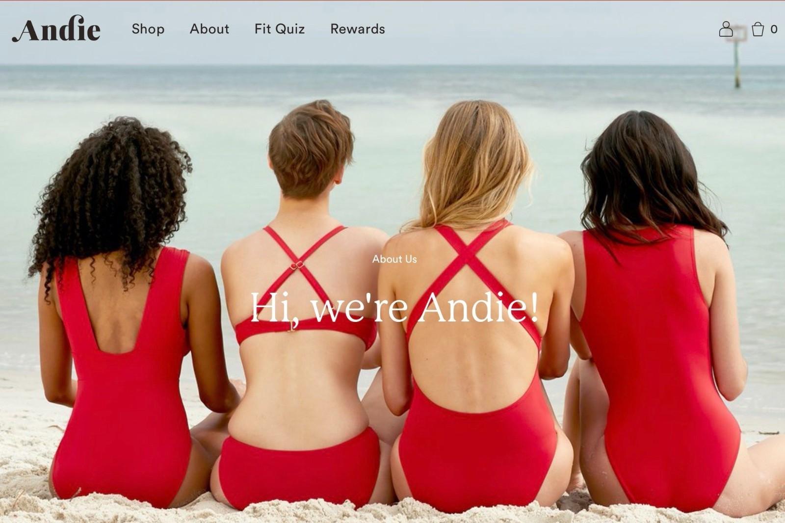 泳装品牌Andie Swim完成650万美元A轮融资